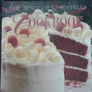Cook book The Spirit of Christmas